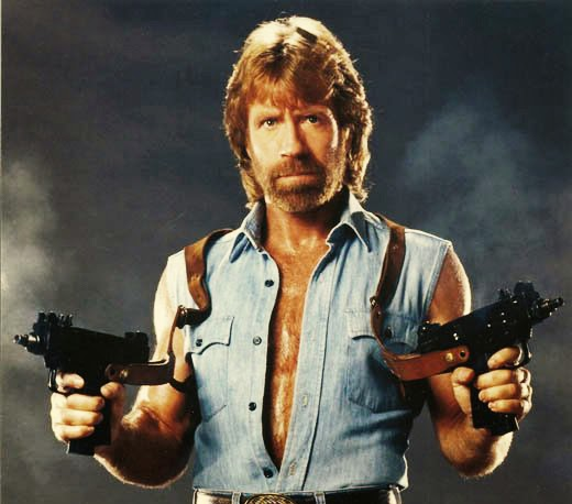 Chuck Norris Rules