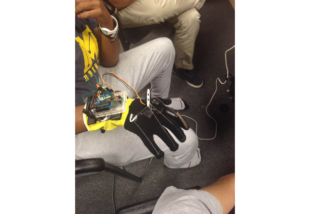 VR Glove screenshot