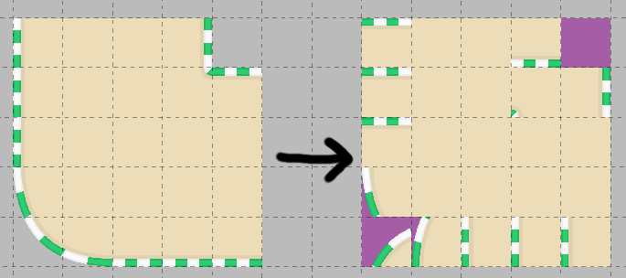 Duplicating a selection in the Tile Map Editor doesn't keep