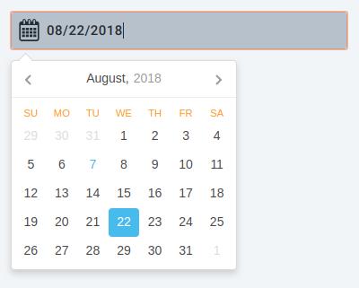 The Air Datepicker Set Date {Forum Aden}