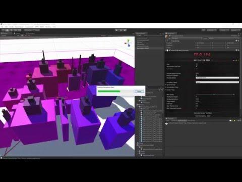 Scary Zombie Pack AI - Mixamo / Rain AI / UFPS Setup Automation