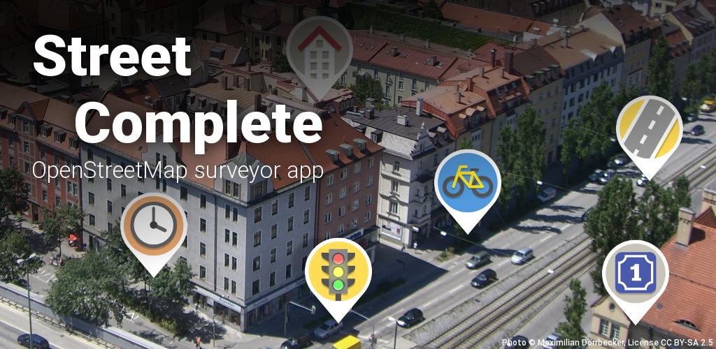 imaxe da web de StreetComplete