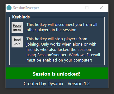 GitHub - Dysanix/SessionSweeper: GTA V - Be alone in a