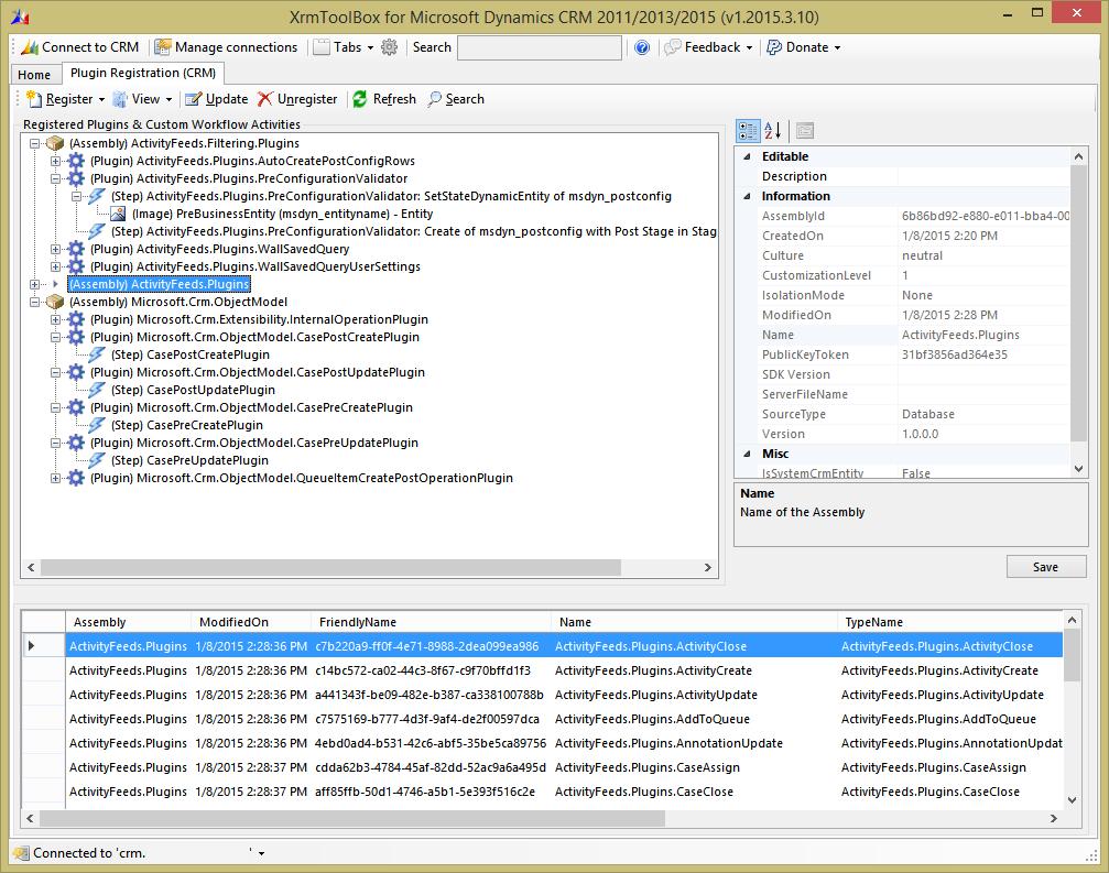 GitHub - Innofactor/PluginRegistration: The classic CRM