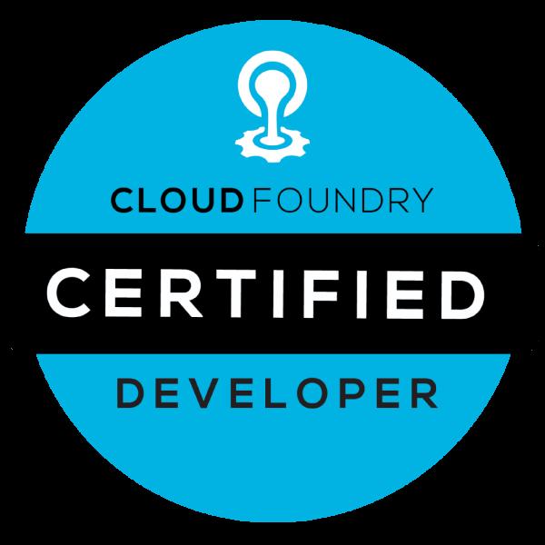 CFCD: Cloud Foundry Certified Developer