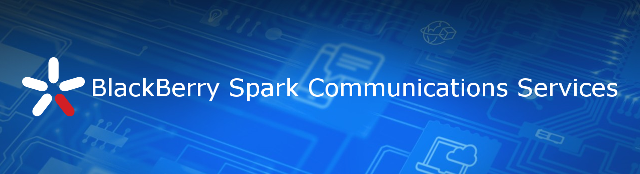 BlackBerry Spark Communications Services