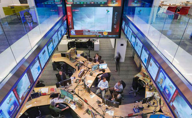 Dow Jones: News Room