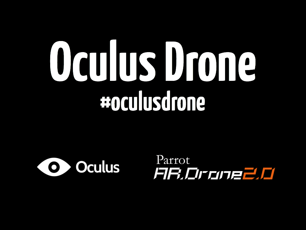 Oculus Drone project