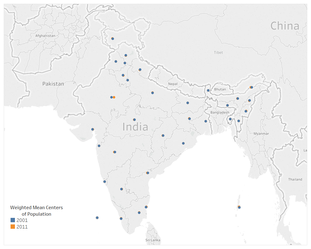 GitHub - reachsumit/population-density-India: The goal of