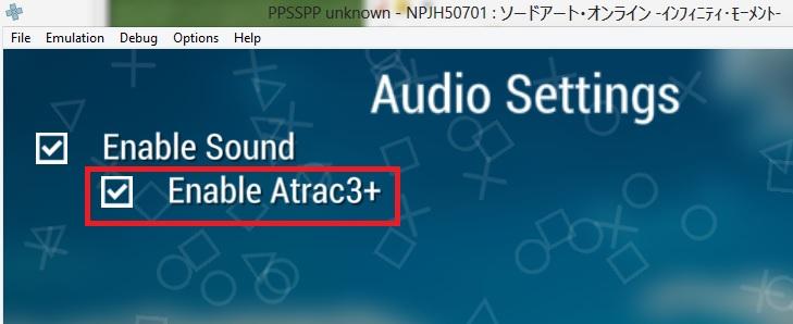 atrac3+ ppsspp