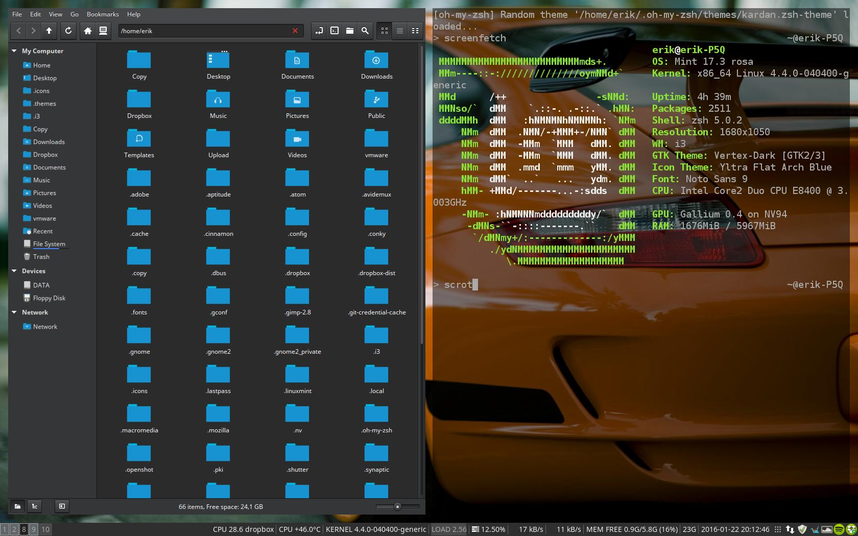 GitHub - kimifetch/yltra-flat-icon-theme: Yltra Flat icon for Linux