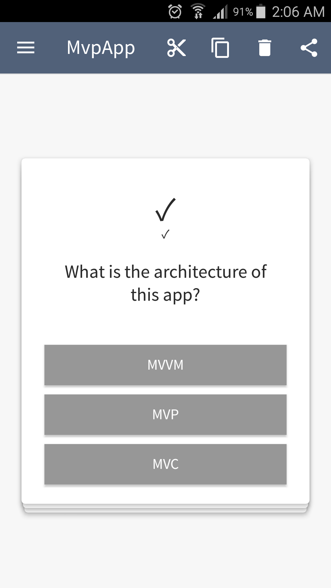 GitHub - MindorksOpenSource/android-mvp-architecture: This