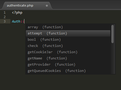 GitHub - laravelbook/laravel4-sublimetext-helper: Laravel 4 IDE