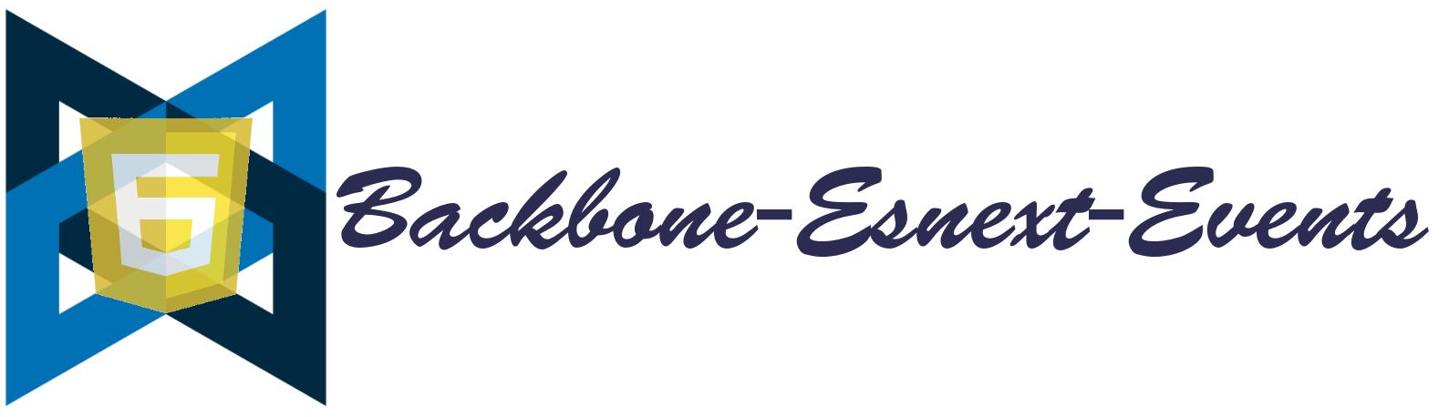 backbone-esnext-events