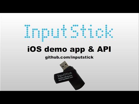iOS API demo video