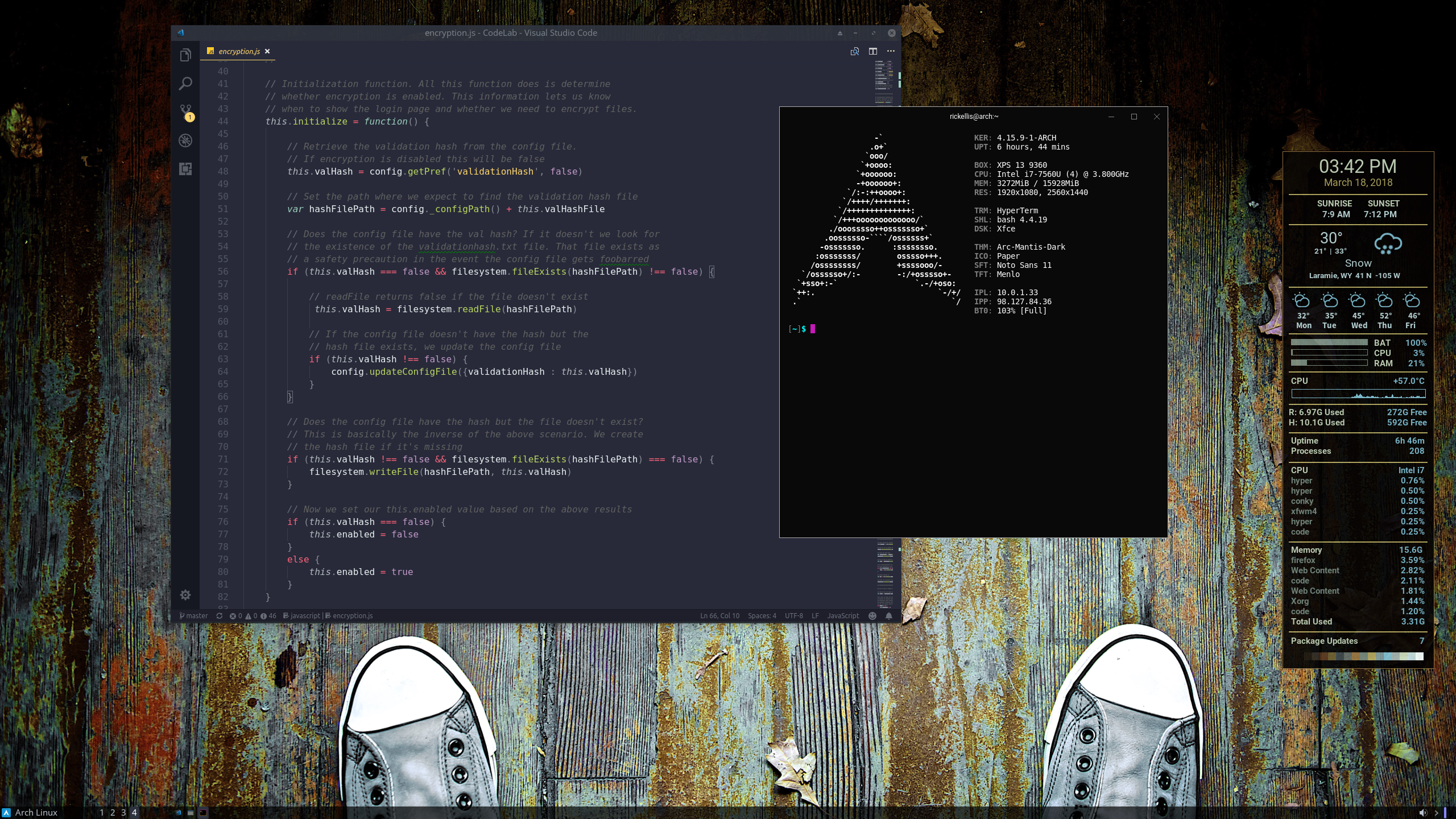 GitHub - rickellis/ArchMatic: Arch Linux post-installation setup and