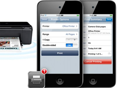 android apple airprint app