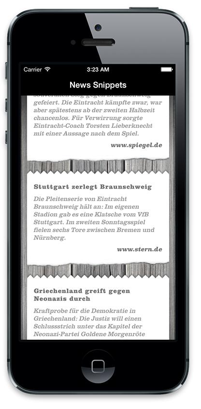 NewsMate Hybrid App