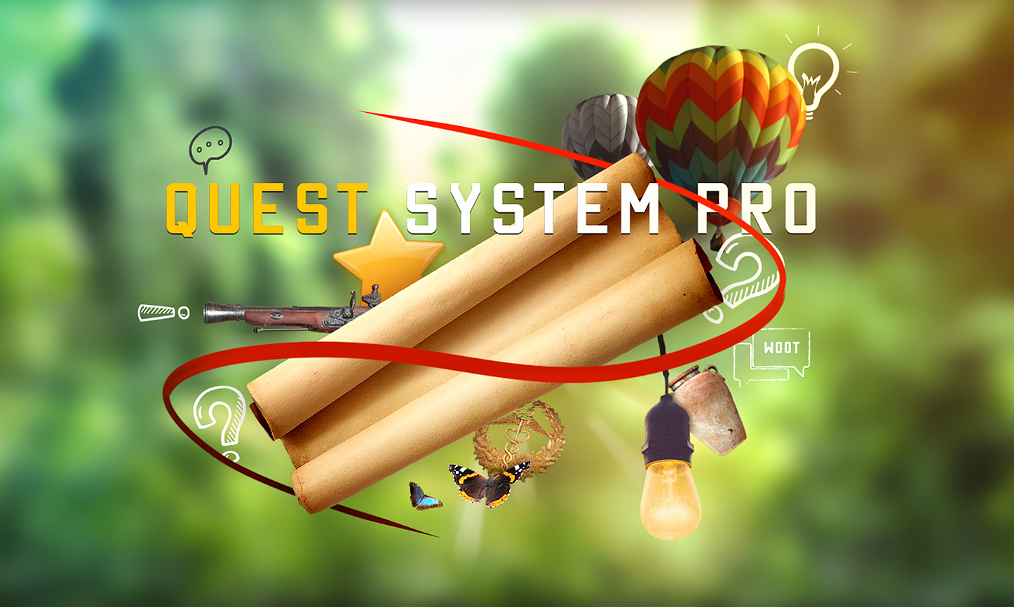 Quest System Pro