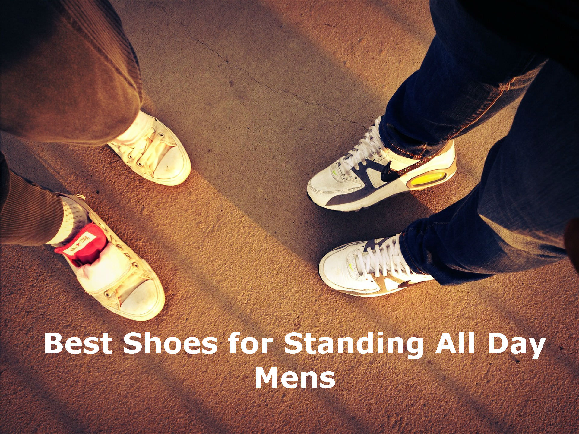 Best Shoes for Standing All Day Men's