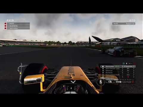 F1 Demo Run