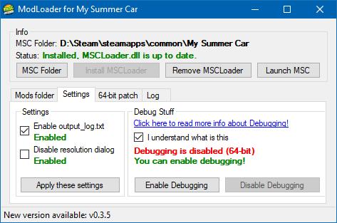 Debugging your mods in Visual Studio · piotrulos