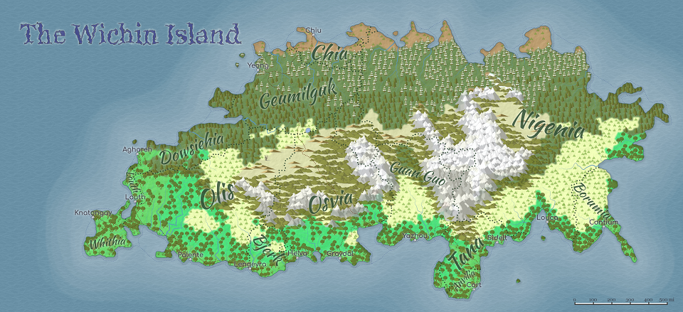 GitHub - Azgaar/Fantasy-Map-Generator: Fantasy Map Generator and