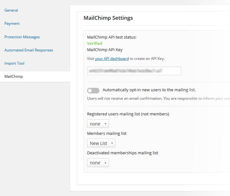M2 MailChimp Integration