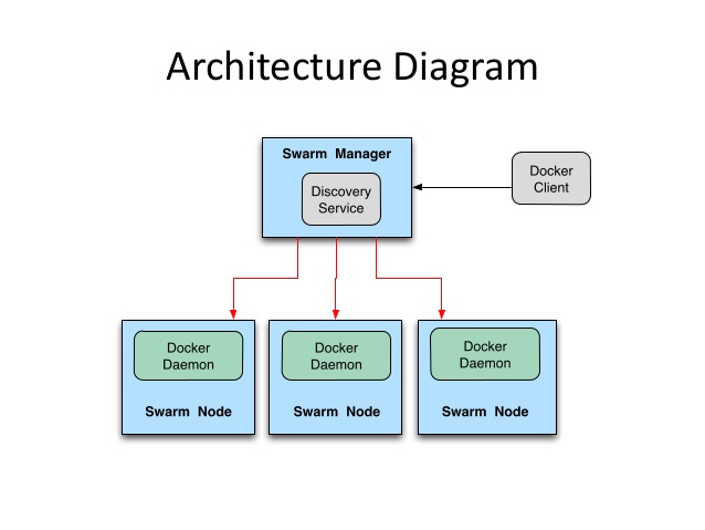 Swarm-Cluster Architecture