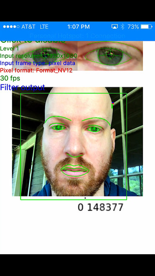 GitHub - elucideye/drishti: Real time eye tracking for