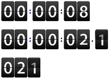 jQuery Counter