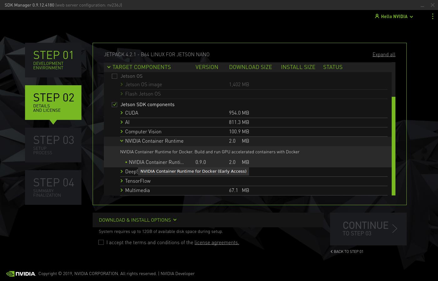 NVIDIA Container Runtime on Jetson · NVIDIA/nvidia-docker