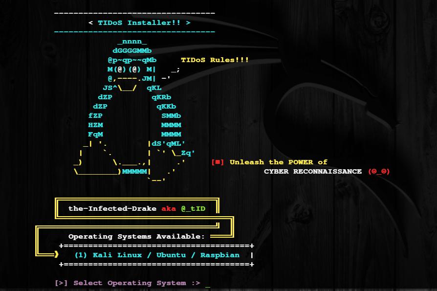 TIDoS web penetration testing tool