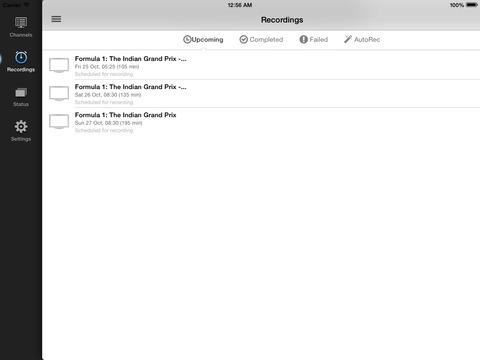 zipleen/tvheadend-iphone-client - Libraries io