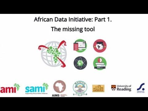 African Data Initiative campaign video