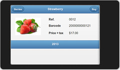 NORD POS mobile - Product view