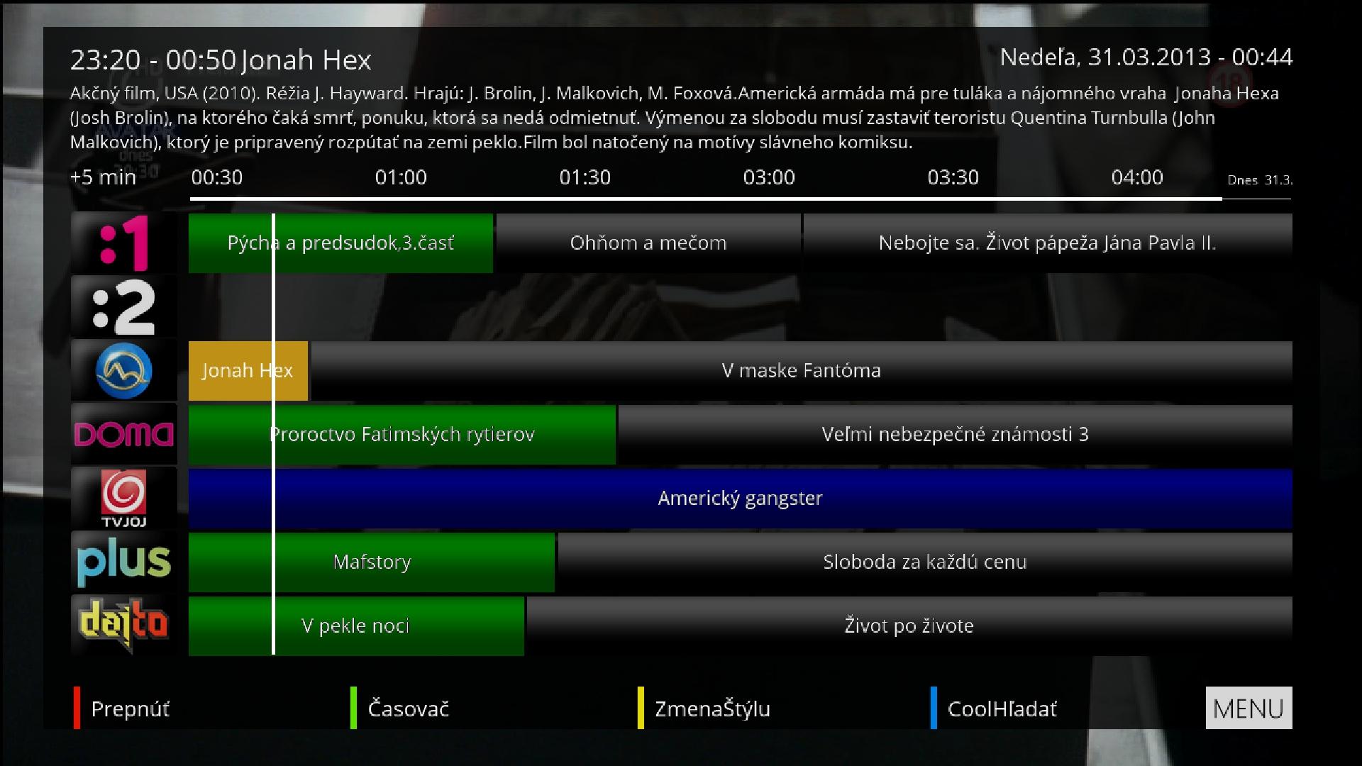 GitHub - Misenkooo/e2-openpli-plugin-MyMetrixHD: This is a port of