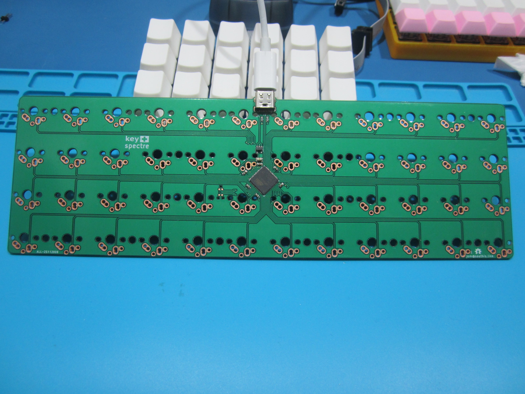 Image of keyplus spectre
