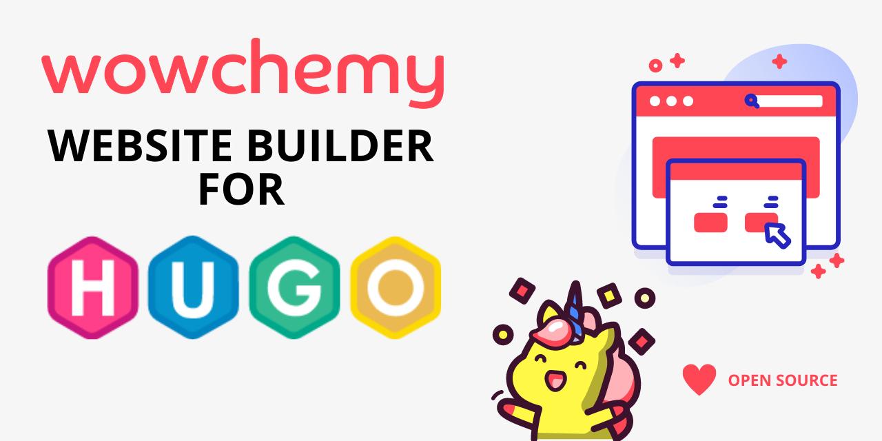 Wowchemy Website Builder