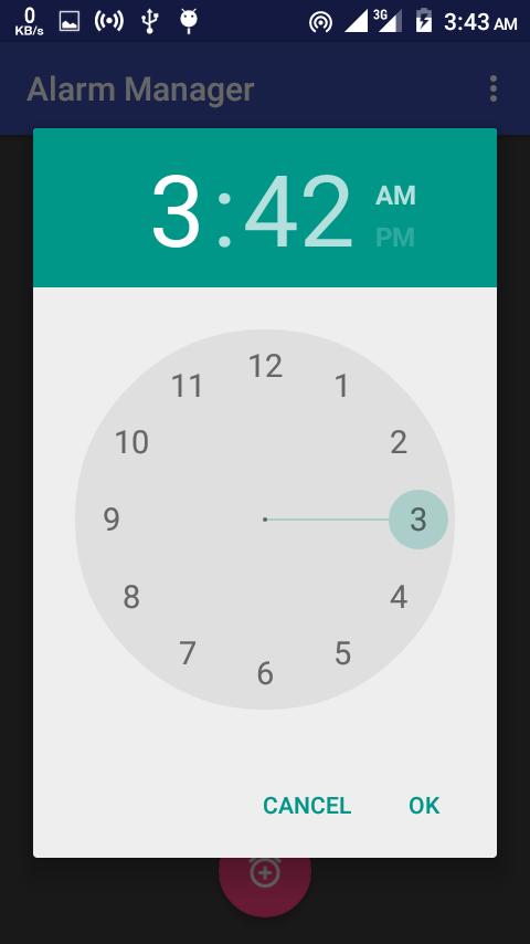 GitHub - yeahia2508/alarm-manager-demo
