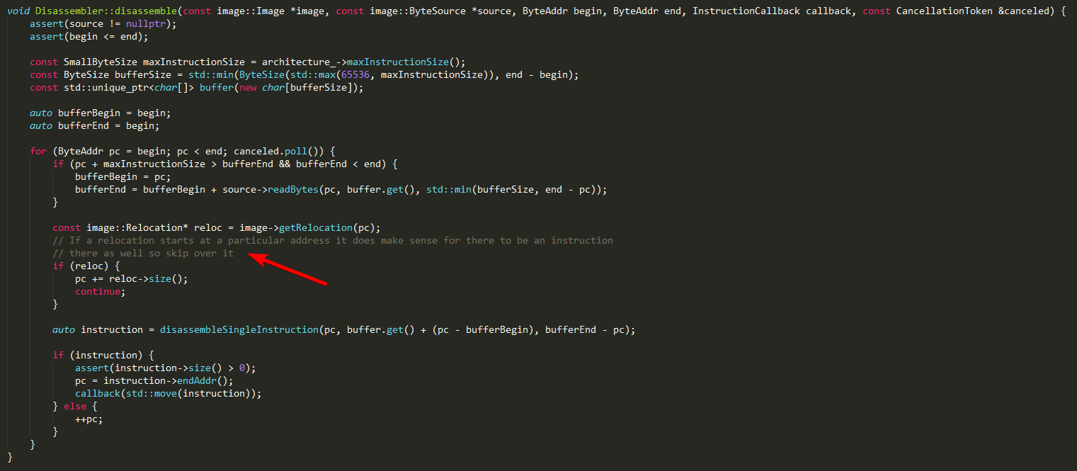 Decompiler crash · Issue #79 · yegord/snowman · GitHub