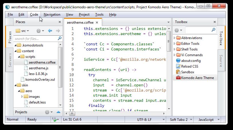 Download Komodo Edit