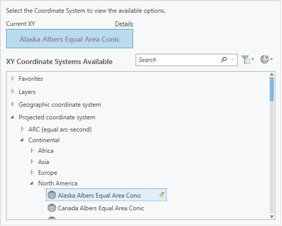 coordinatesystempicker