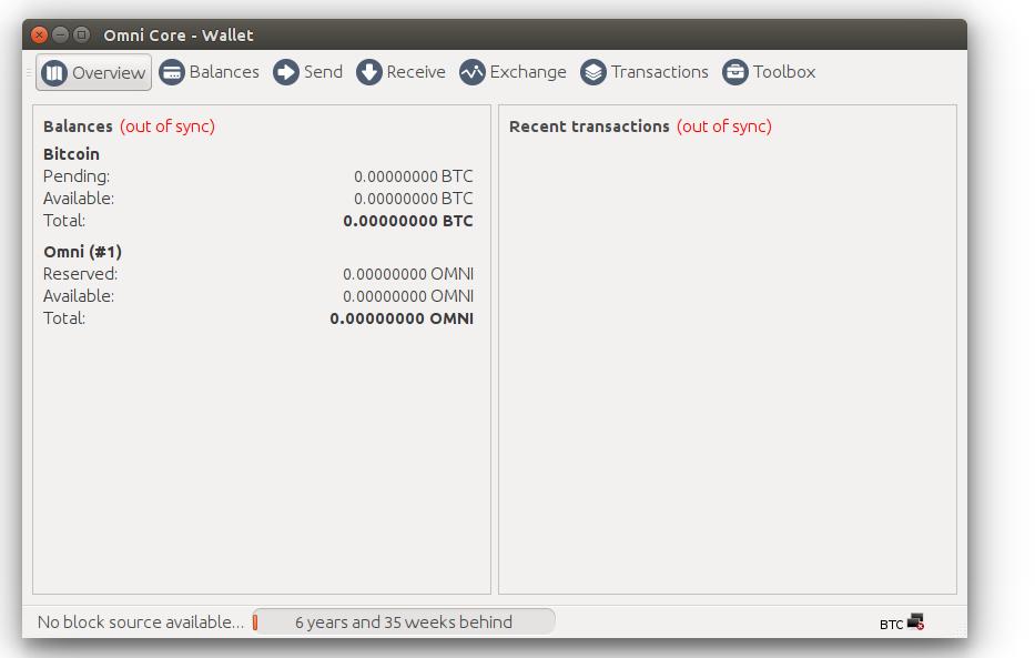 Omni Core feature activation: key-generation · GitHub