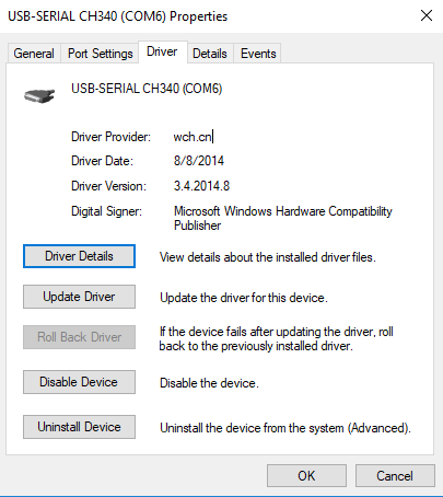 CH341SER USB TO SERIAL WINDOWS 7 DRIVER DOWNLOAD