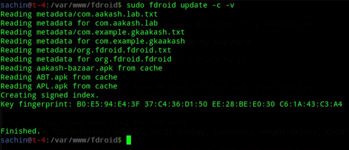 GitHub - androportal/f-droid-fdroidserver: aakash-bazaar f