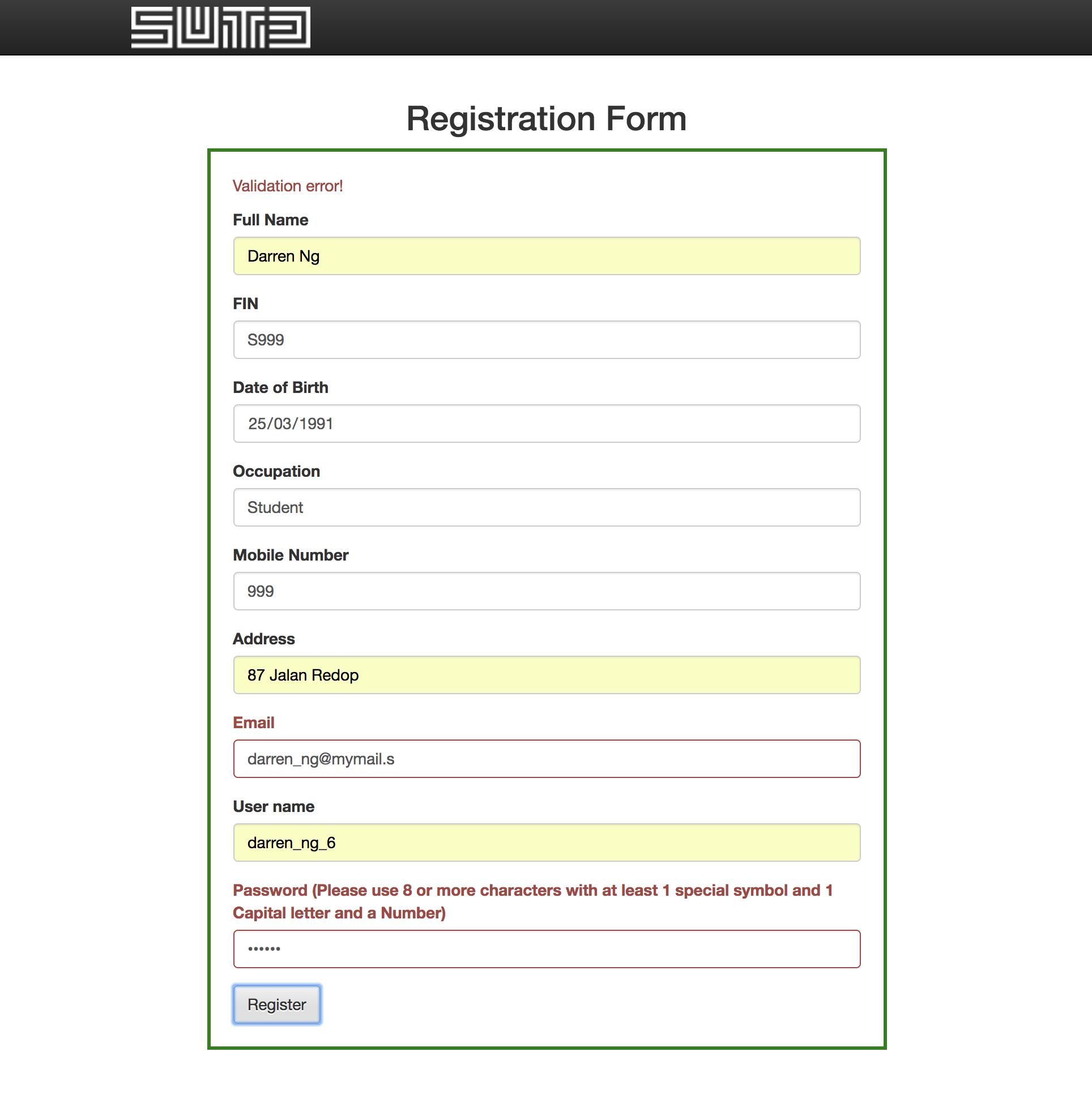 GitHub - DarrenAscione/bankwebapp: Secure Banking
