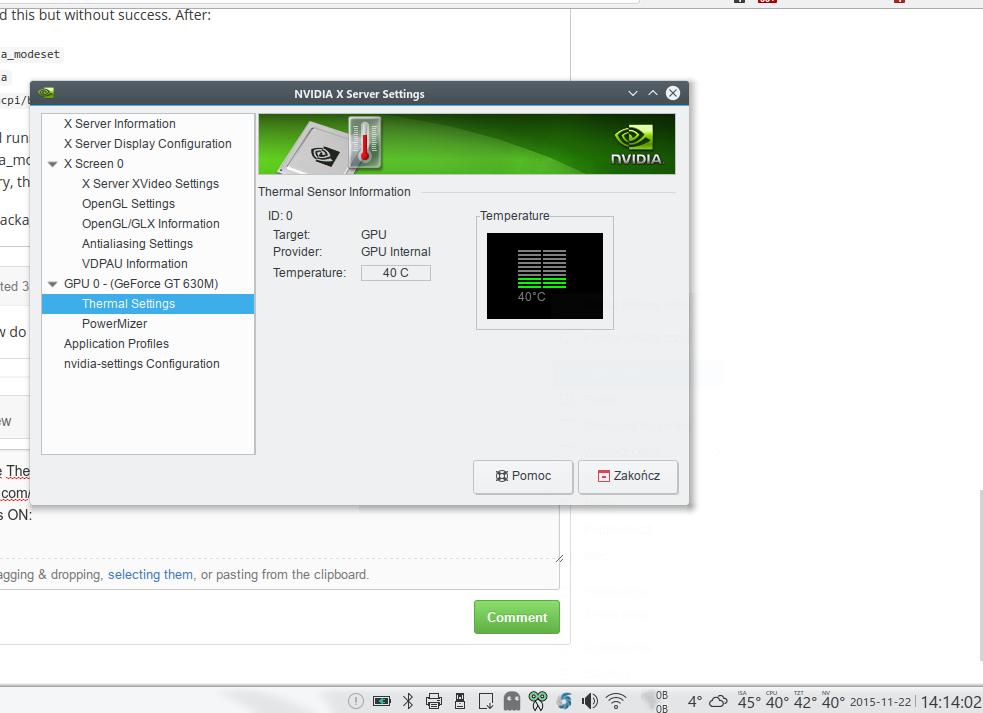 rmmod: ERROR: Module nvidia is in use by: nvidia_modeset