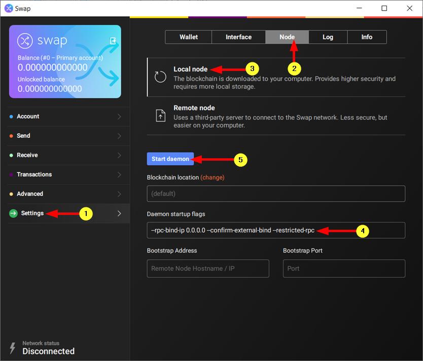 Swap Micropool How to Guide · swap-dev/swap Wiki · GitHub