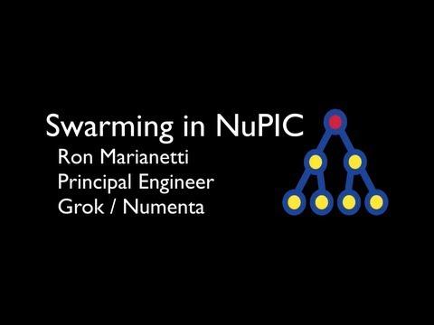 Swarming in NuPIC
